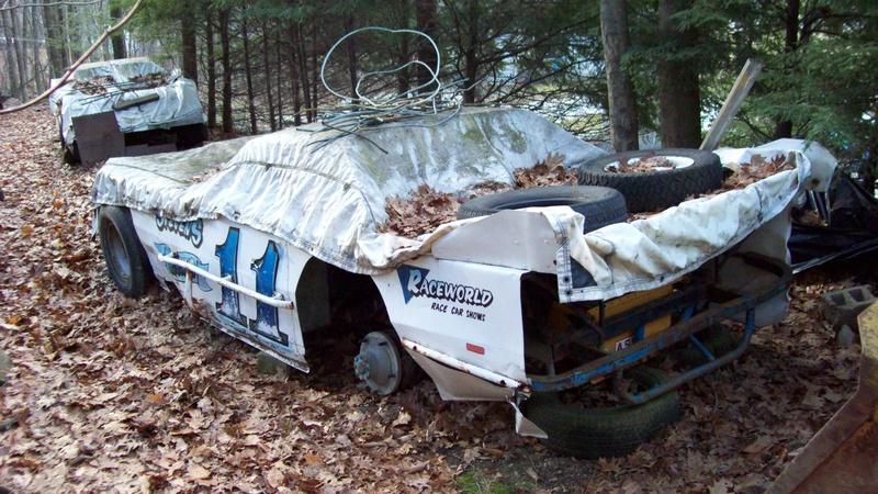 Tri-City Buggy Late Model - Northeastern Vintage Dirt